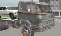 Laweta samochodowa 3D