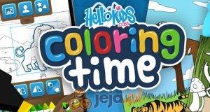 Pora na kolorowanie
