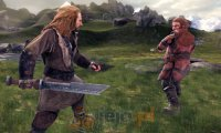 Hobbit: Trening krasnoludów