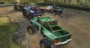 Wyścig monster trucków 3D
