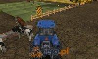 Kierowca traktora