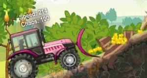 Traktor: Mocna przygoda