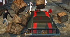 Samochodowa apokalipsa zombie