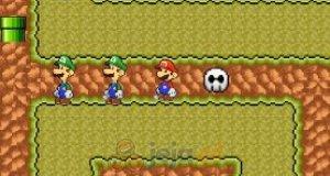 Mario i wieżyczki