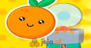 Uwielbiam sok pomarańczowy