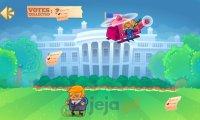 Donald Trump i wielki mur