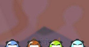 Spadające kuleczki