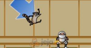 Ucieczka z akademii ninja