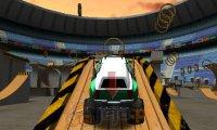 Monster trucki na arenie 3D