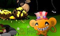 Szczęśliwa małpka 6