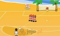 Piłka nożna na plaży