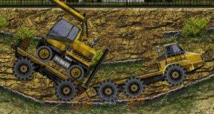Ciężkie maszyny w akcji