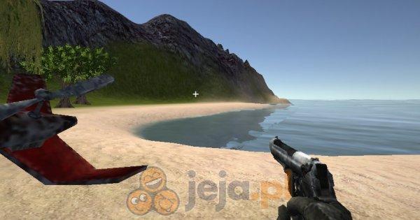 Misja na wyspie