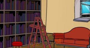 Ucieczka z biblioteki