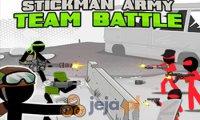 Armia stickmanów: Walki drużynowe