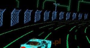Neonowy wyścig