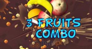 Przecinaj owoce 3D