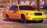 Kierowca taksówki z Miami