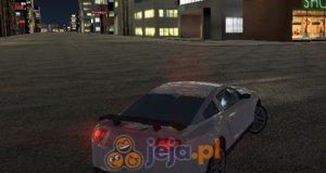 Symulator jazdy po mieście