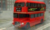 Trójwymiarowe parkowanie: Piętrowy autobus