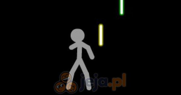Omiń lasery