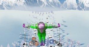 Szalone skoki narciarskie