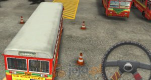 Bus 3D Parking