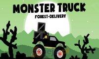 Monster truck dostawczak