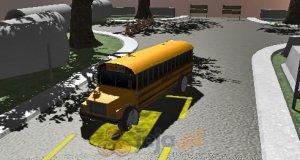 Parkowanie autobusem 3D