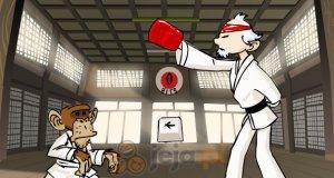 Małpie karate