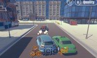 Miejskie wyścigi 3D