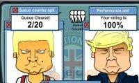 Trump stop