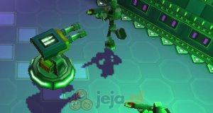 Cyborg: Wieżyczki
