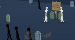 Kliknij i zabij: Cmentarzysko