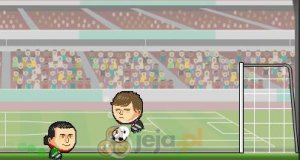 Piłka nożna głowami: Trening strzelania
