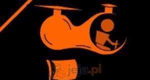 Pomarańczowy helikopter 2