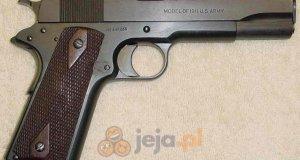 Obsługa i strzelanie z Colta 1911