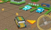 Minecraftowy parking