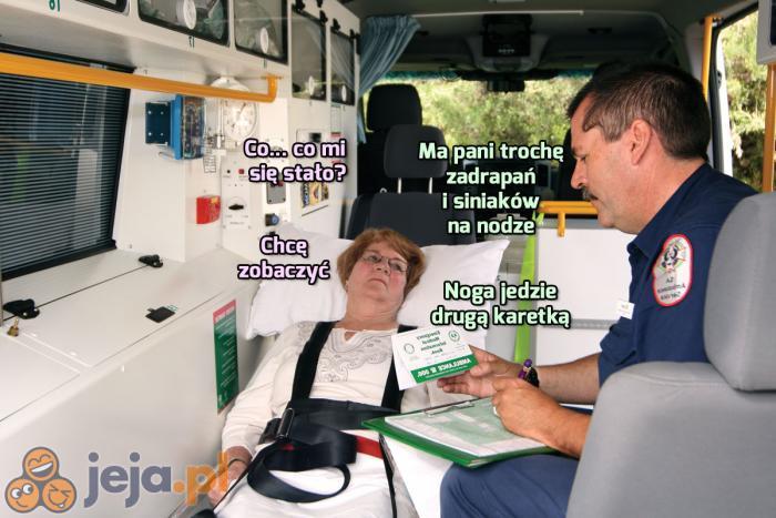 Spotkacie się w szpitalu