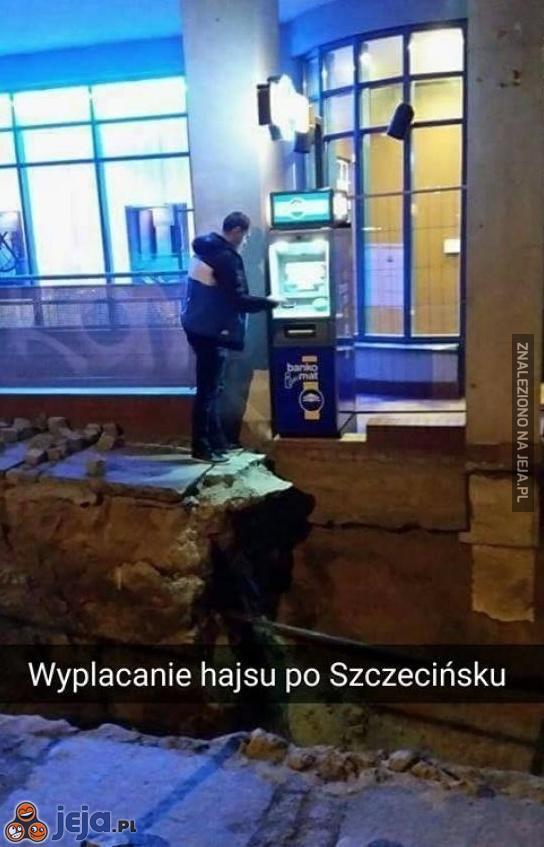 Takie rzeczy tylko w Szczecinie