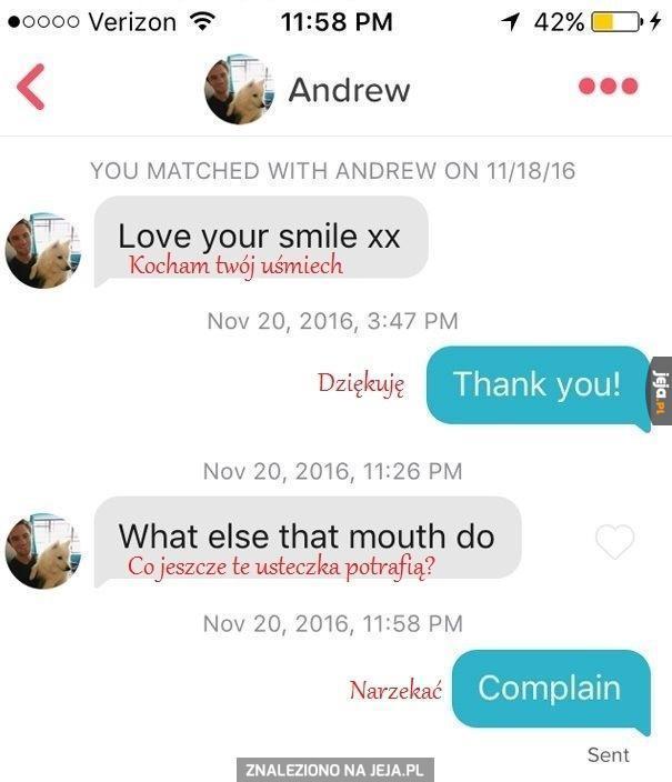 Czy te usta mogą kłamać?
