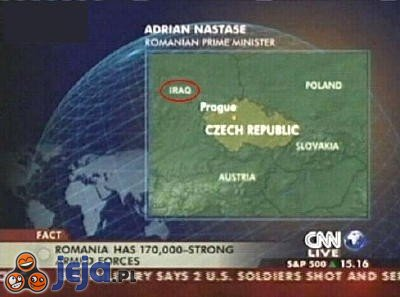 CNN - wiadomości z Europy