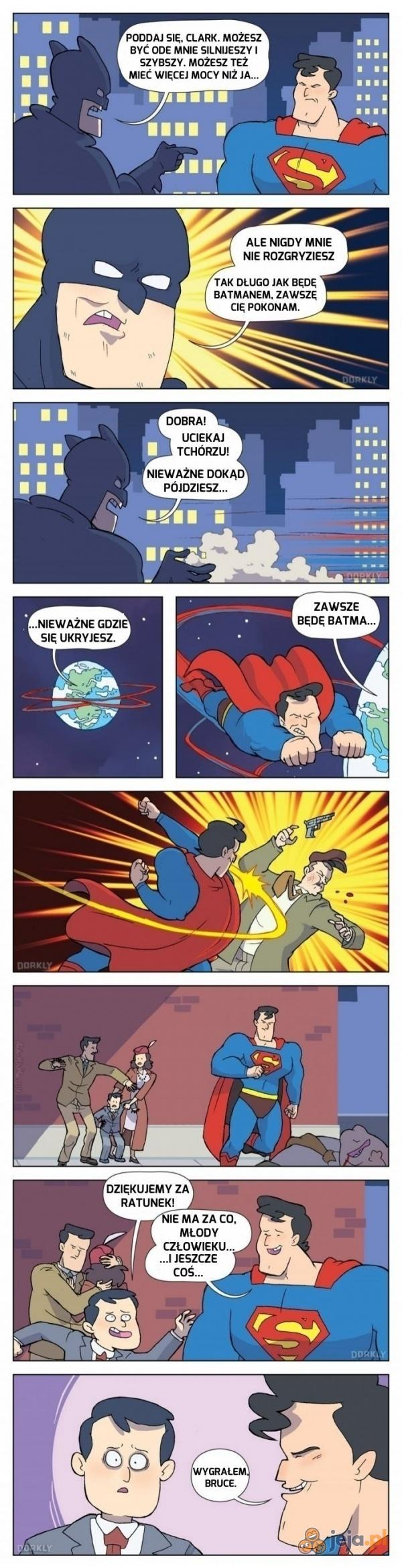 Sposób na Batmana