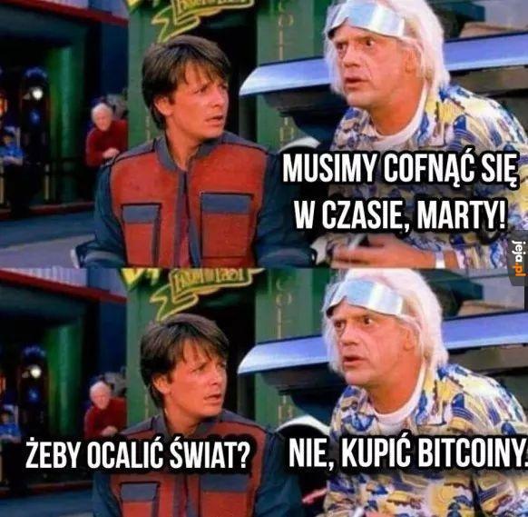 Bitcoin wciąż rośnie