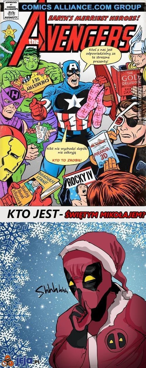 Sekrety Świętego Mikołaja