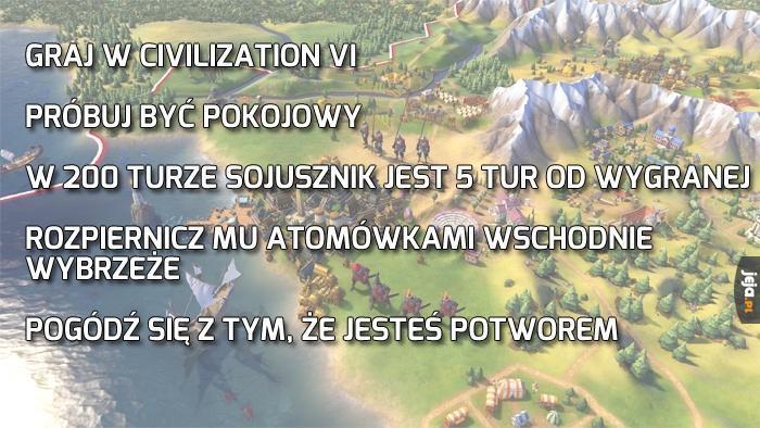 Graj w Civilization VI