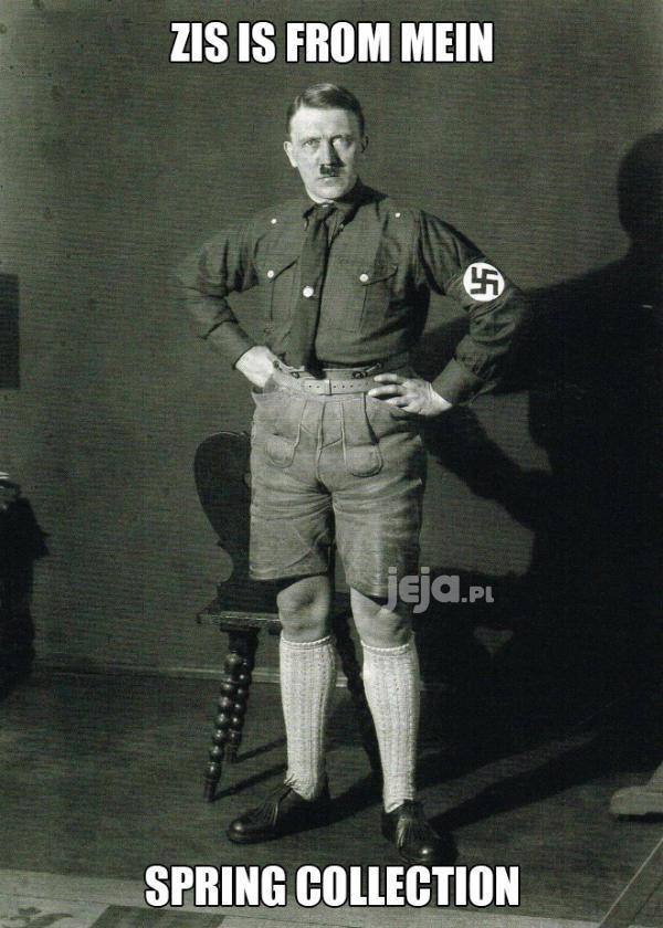 Wiosenny Hitler