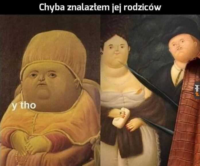 Rodzice mema