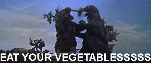 Żryj warzywa!