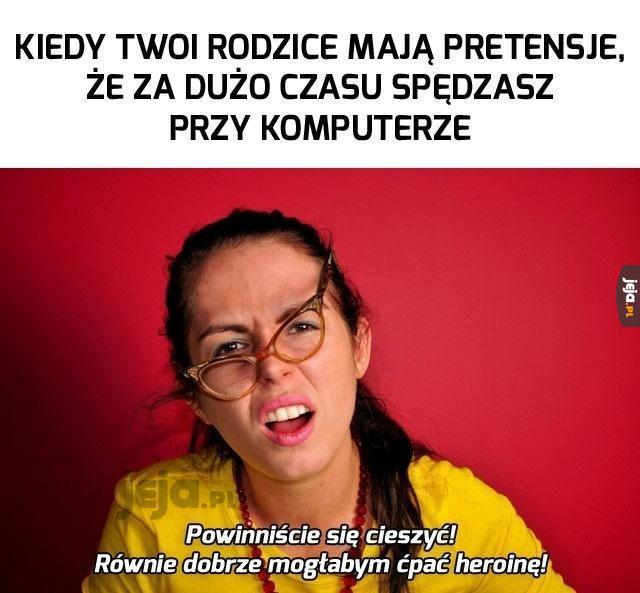 Doceńcie to!